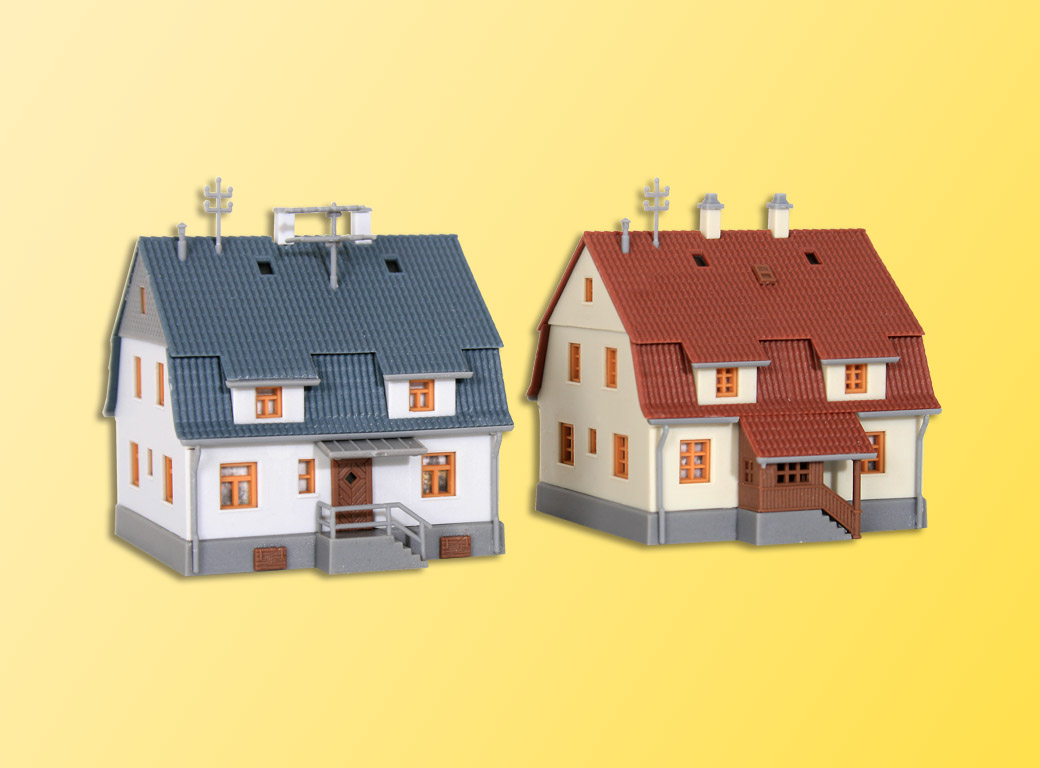 Kibri z scale buildings